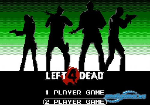 Pixel Force. Left 4 Dead