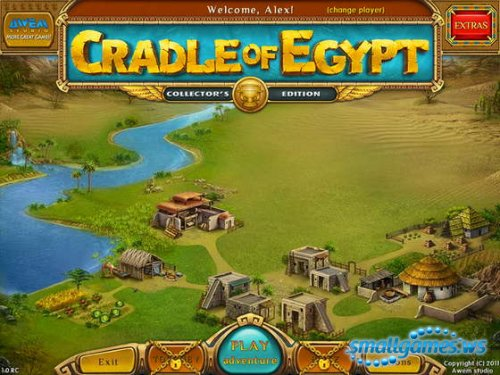 Cradle оf Egypt Collectors Edition