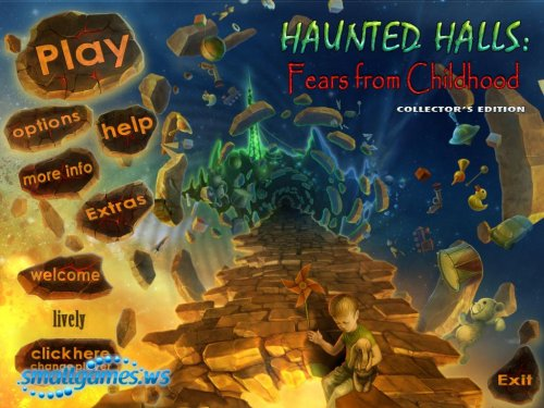 Haunted Halls: Fears from Childhood Collectors Edition