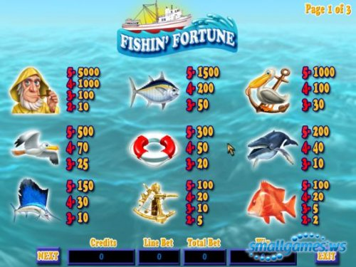 Reel Deal Slots. Fishin Fortune