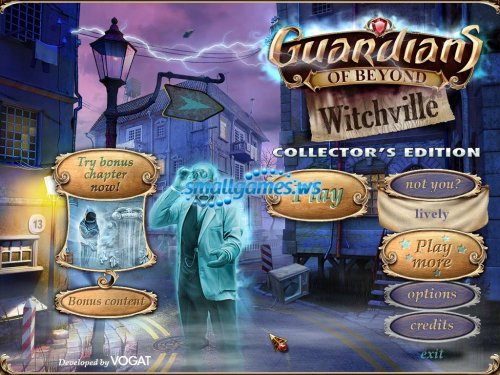 Guardians of Beyond: Witchville Collectors Edition
