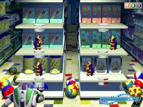 История игрушек 2. Двойная игра