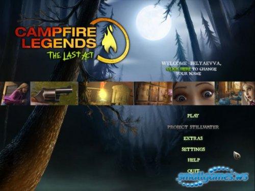 Campfire Legends 3: The Last Act - Premium Edition