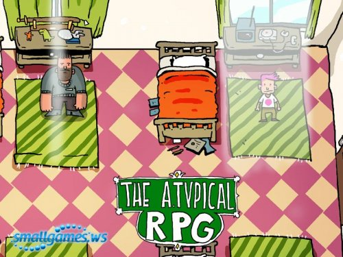 The A.Typical RPG - ECWLB Edition