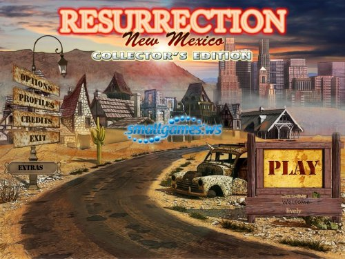 Resurrection, New Mexico Collectors Edition