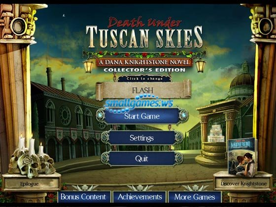 Death Under Tuscan Skies: A Dana Knightstone Novel CE
