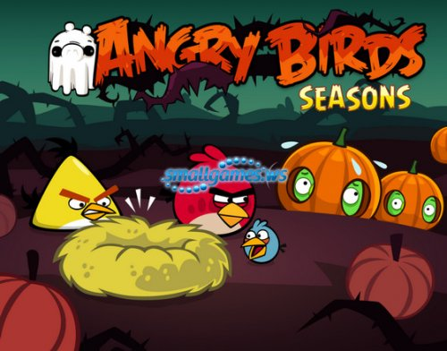 Angry Birds Seasons 2.0