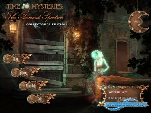 Time Mysteries 2: The Ancient Spectres Collectors Edition