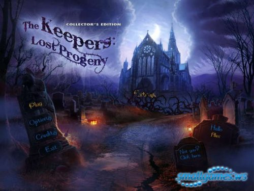 The Keepers: Lost Progeny Collectors Edition