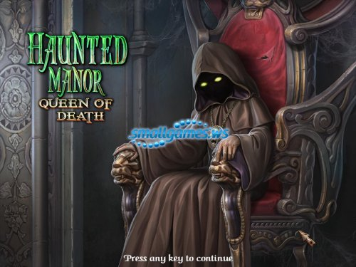 Haunted Manor: Queen of Death Collectors Edition