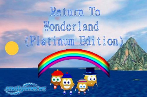 Return to Wonderland Platinum Edition