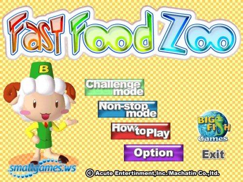 Fast Food Zoo