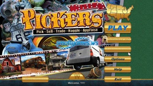 Pickers: Adventures in Rust
