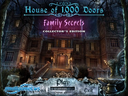 House of 1000 Doors: Family Secrets Collectors Edition