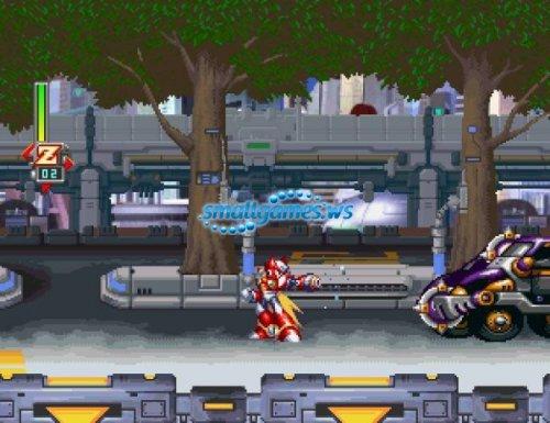 Megaman X5 (Русская версия)