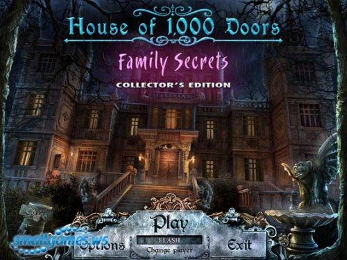 Дом 1000 дверей. Семейные тайны. (КИ)