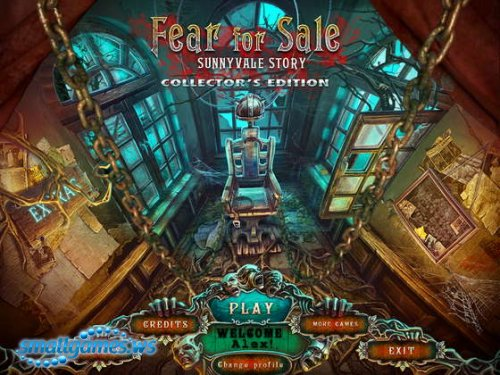 Fear for Sale 2: Sunnyvale Story Collectors Edition