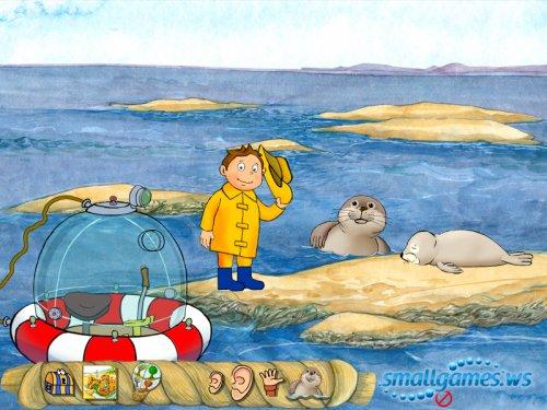 Оскар-путешественник. Тайны подводного царства