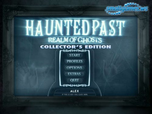 Haunted Past: Realm of Ghosts Collectors Edition