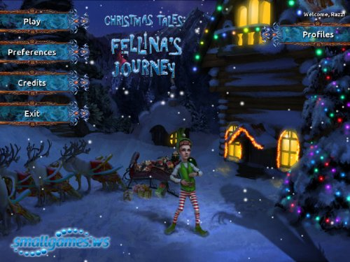 Christmas Tales: Fellinas Journey