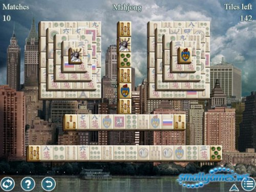 Worlds Greatest Cities Mahjong