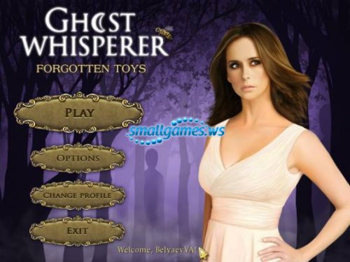 Ghost Whisperer 2. Forgotten Toys