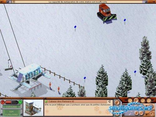 Ski Park Manager (Русская версия)