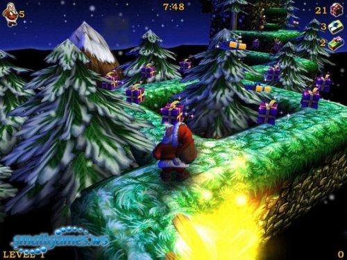 Новогодние приключения Санта Клауса