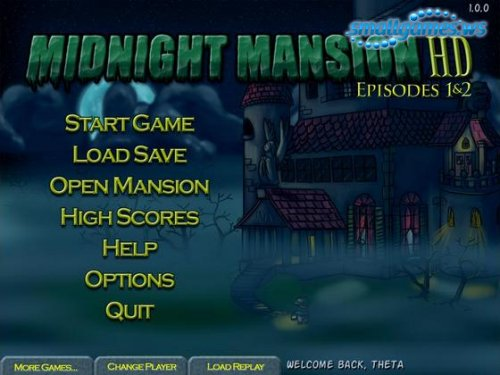 Midnight Mansion HD