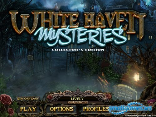 White Haven Mysteries Collectors Edition