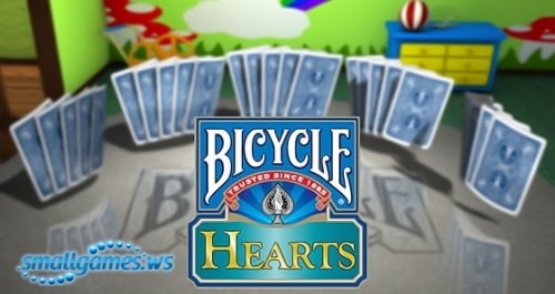 Bicycle Hearts