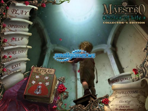 Maestro: Notes of Life Collectors Edition