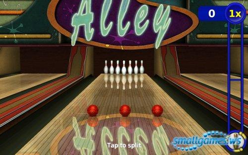 Gutterball: Golden Pin Bowling