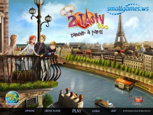 2 Tasty Too: lamour a Paris