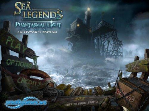 Sea Legends: Phantasmal Light Collectors Edition