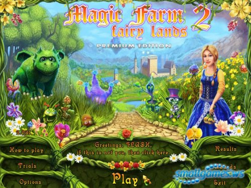 Magic Farm 2: Fairy Lands Premium Edition
