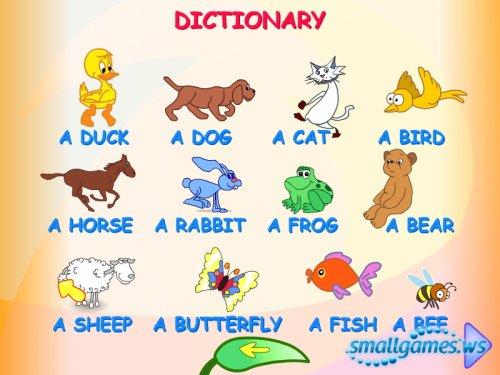 Весёлый английский для детей