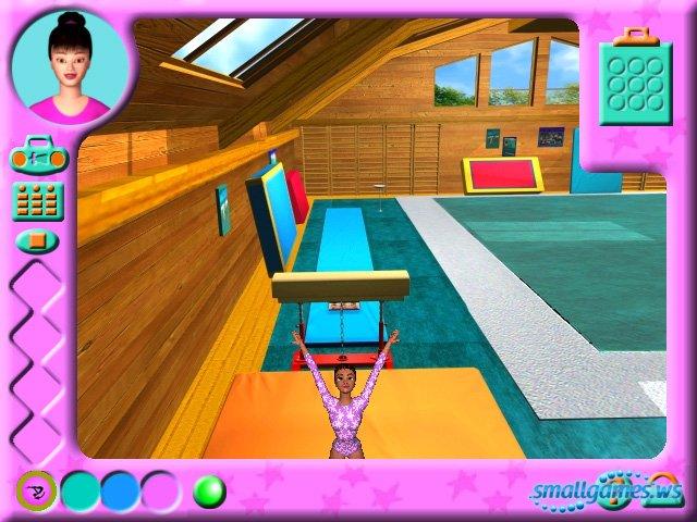 скачать игру барби спортивная гимнастика на андроид