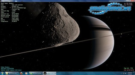 Pioneer Space Simulator