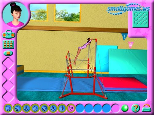Барби: Спортивная гимнастика