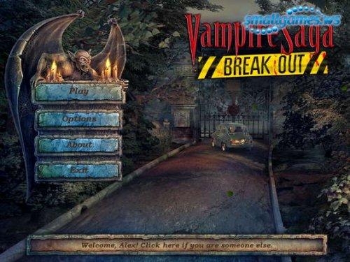 Vampire Saga 3: Break Out