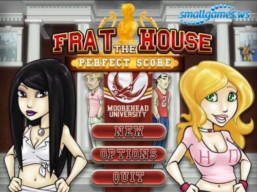 Frat House: The Perfect Score