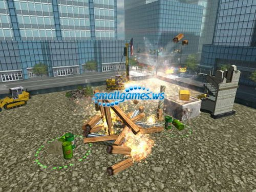 Мастер разрушения 3D