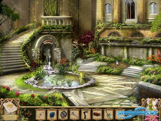Эротическая игра про замок