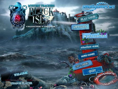 Mystery Trackers 3: Black Isle Collectors Edition