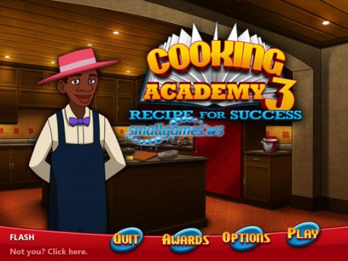 Cooking Academy 3. Recipe for Success