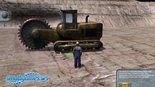 Steinbruch-Simulator 2012
