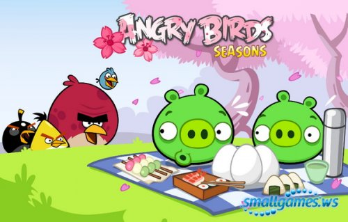 Angry Birds Seasons 2.3.0 (2012)