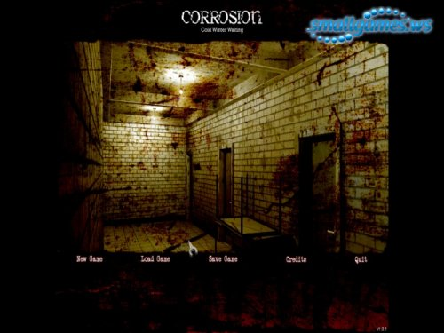 Corrosion. Cold Winter Waiting