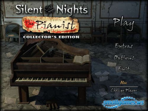 Silent Nights: The Pianist Collectors Edition